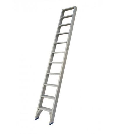 Solide enkele trap et 11 treden Trap enkel