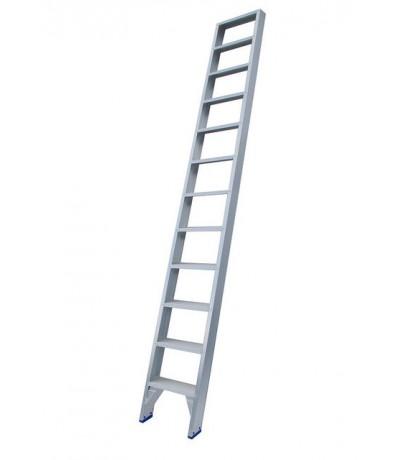Solide enkele trap et 12 treden Trap enkel