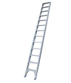 Solide enkele trap et 13 treden Trap enkel