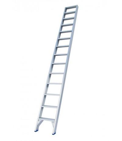 Solide enkele trap et 14 treden Trap enkel