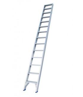 Solide enkele trap et 15 treden Trap enkel