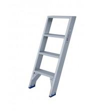Solide enkele trap et 4 treden Trap enkel