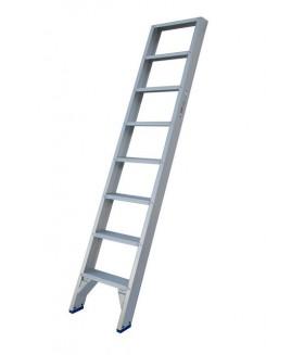 Solide enkele trap et 8 treden Trap enkel