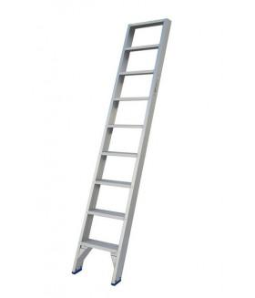 Solide enkele trap et 9 treden Trap enkel