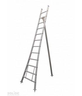 Solide plukladder 12 sporten Ladders enkel