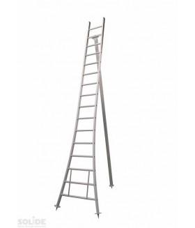 Solide plukladder 16 sporten Ladders enkel
