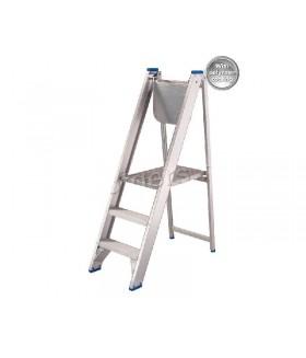 Solide professionele schilders trap 3 treden Trap enkel