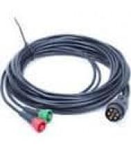 Aspock kabelset 8 pins multipoint systeem 6 meter