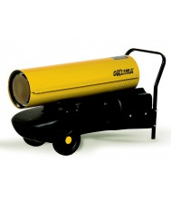 OKLIMA OLIE DIRECT GESTOOKT SD 130 Directe diesel heater