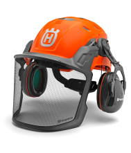 Husqvarna helm technical