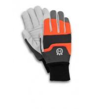 HUSQVARNA HANDSCHOEN FUNCTIONAL MET ZAAGBESCHERMING MAAT 9 Zaag handschoenen
