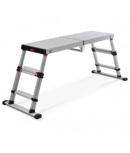 Telesteps black line working platform