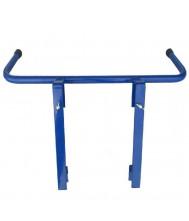 Solide ladder afstandhouder staal 20/60