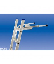 Solide telescopische ladderafstandshouder