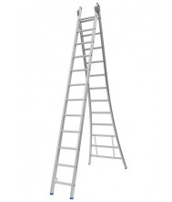 SOLIDE 2-DELIGE LADDER 2X12