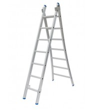 SOLIDE 2-DELIGE LADDER 2X7