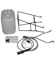 Tielburger uitrusting sprenkelinstallatie voor tk hydro