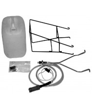 Tielburger uitrusting t.b.v. sprenkelinstallatie voor tk pro