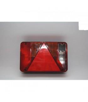 Radex achterlicht 5800/13 rechts+driehoekreflector