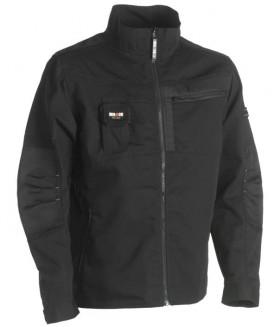 Herock Anzar jas zwart  M