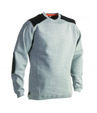 HEROCK ARTEMIS SWEATER HEATHER GRIJS XXL
