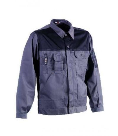 Herock Aton jas grijs/zwart XL