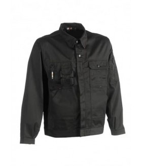 Herock Aton jas zwart S
