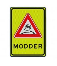MODDERBORD OFFICIEEL SLIPGEVAAR / MODDER