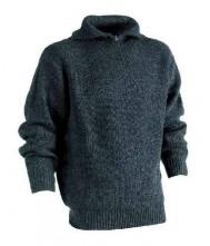 Herock Njord pullover grijs S Pullover