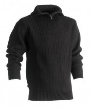 Herock Njord pullover zwart XXXL