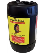 Antilekvloeistof 25l fb11 vorm blauw Divers