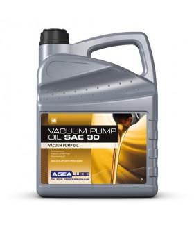 Agialube vacuumpomp sae 30 olie 5 ltr.