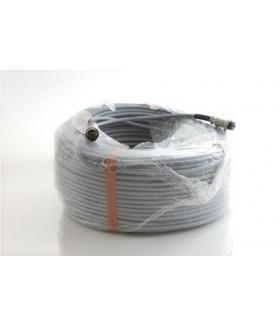 Luidspreker kabel 100 meter t.b.v. alcet Vogelverschrikker