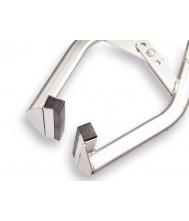 Los rubber voor Trottoirbandtang afmeting 150x30x25