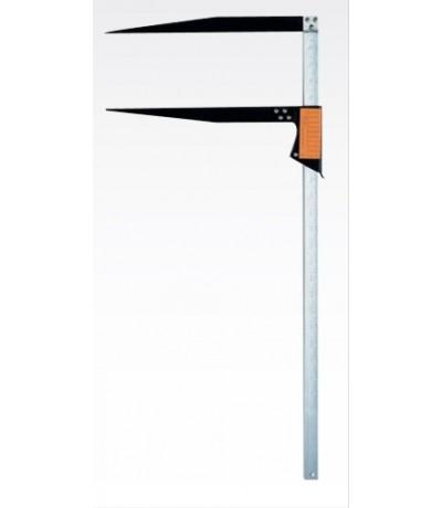Husqvarna meetklem 46cm
