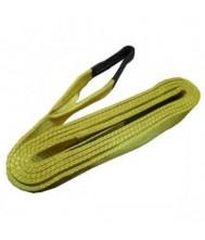 Torso hijsband 3000kg 6mtr geel Hijsband / Rondstrop