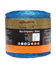 Gallagher kunstofdraad blauw 400m Geleiders