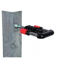 Gallagher poortgreepanker voor metalen palen 5 stuks Doorgangen