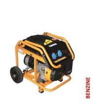 LUMAG GENERATOR-AGGREGAAT G3E Benzine aggregaat