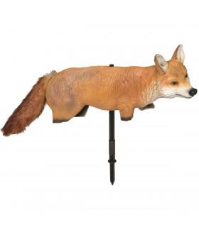 ANGRY FOX 3D MET BEWEGENDE STAART