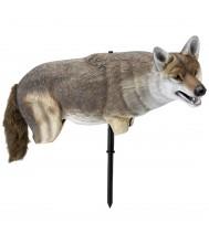 ANGRY WOLF 3D MET BEWEGENDE STAART Vogelverschrikker