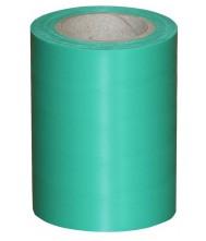 Kuiltape/ reparatietape groen 10cm -10mtr. Kleden & plastic