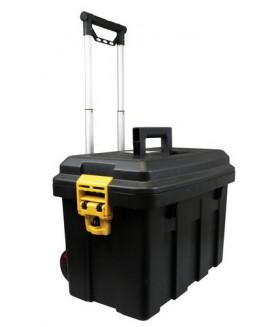 Stockbox opberg trolley jumbo Gereedschapskist/koffer