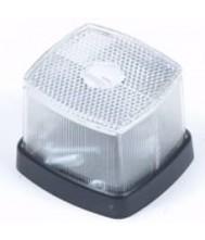 Positielamp breedtelamp breedtelicht wit reflector 63 x 66